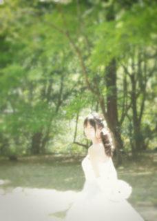 写真だけの結婚式・H様のロケーションフォト